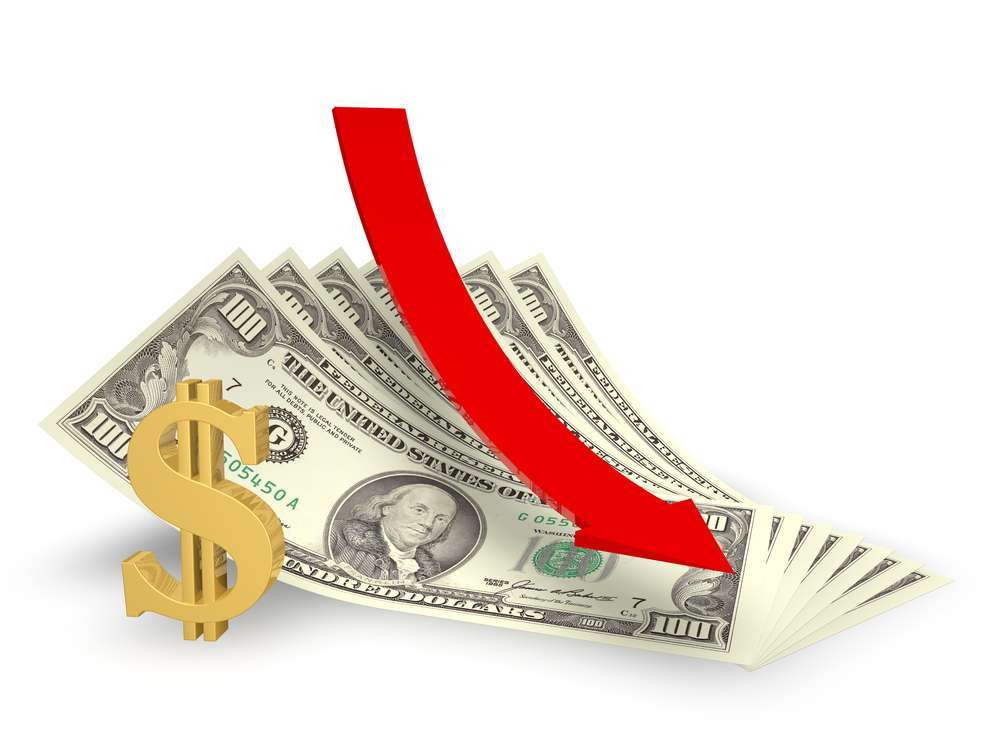 Цены на нефть падают. Доллар скоро будет стоить как в 2008!