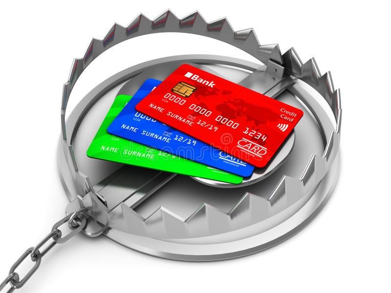 Ловушка из кредитных карт!