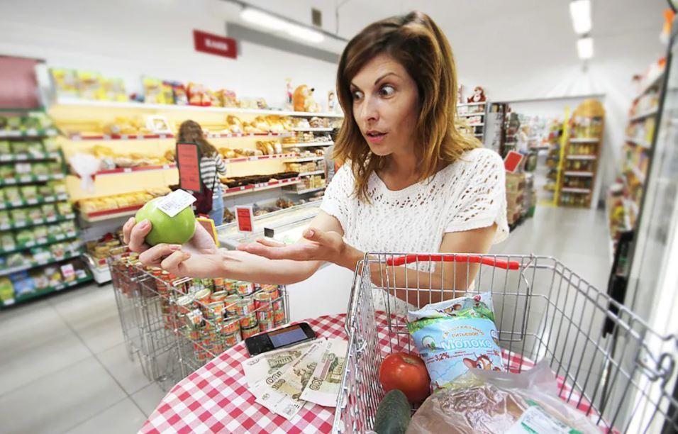 В России за неделю подскочили цены на продукты