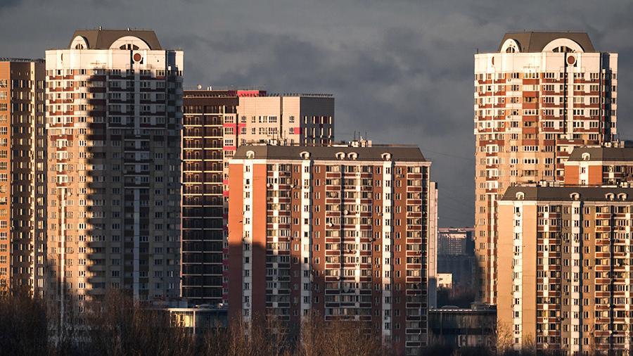 Московские новостройки сильно упали в цене