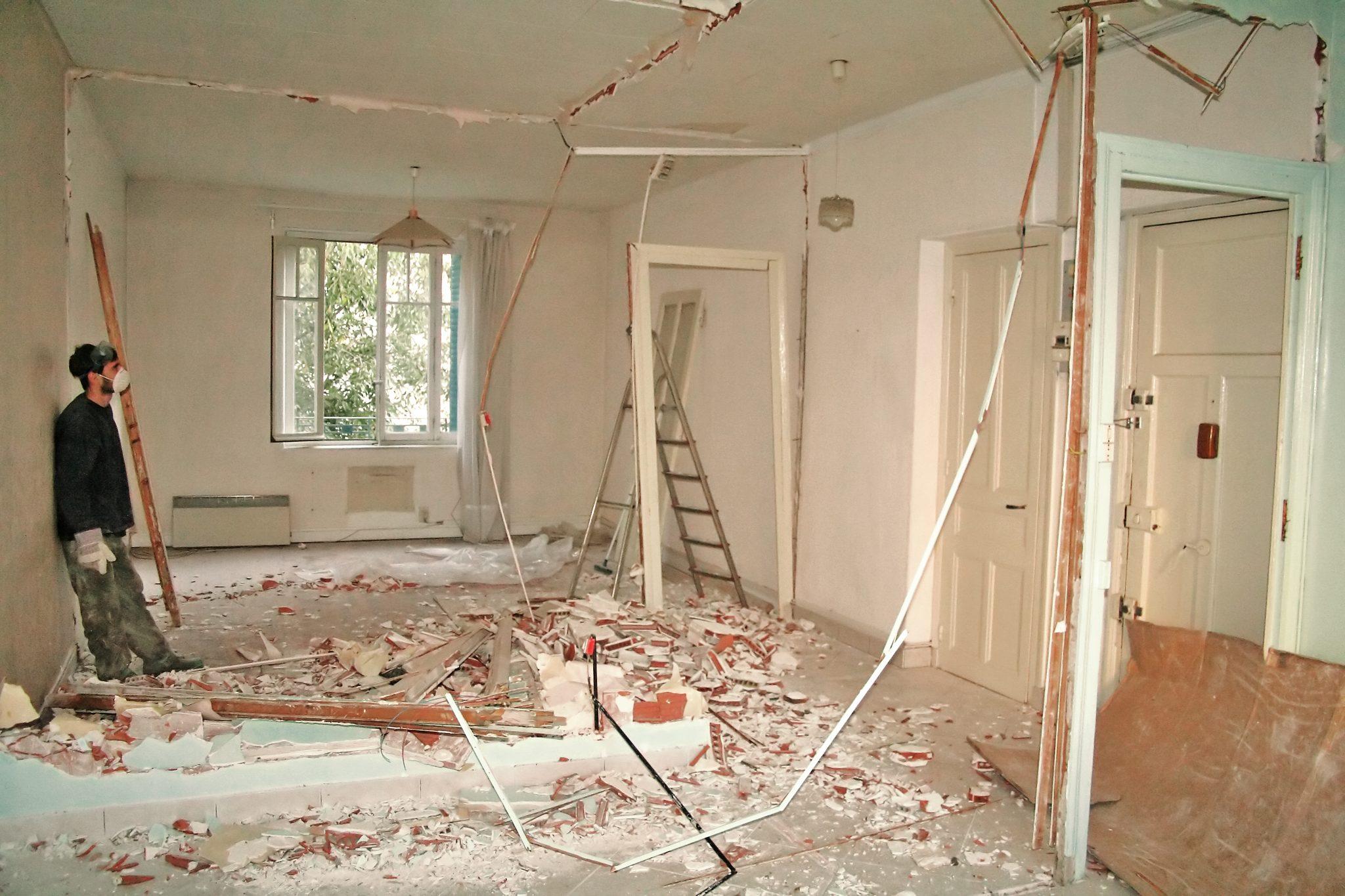 Как не остаться без квартиры из-за перепланировки