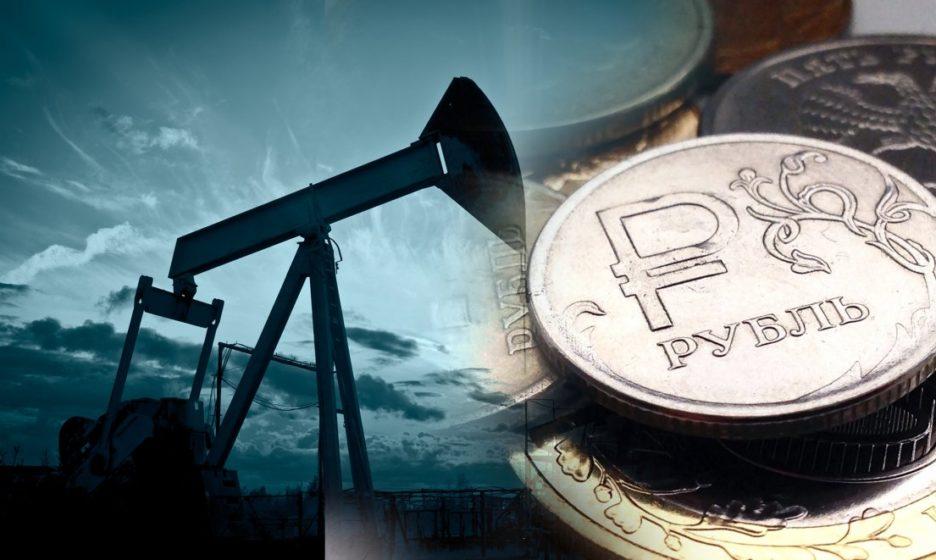 Почему нефть растет, а рубль - нет?