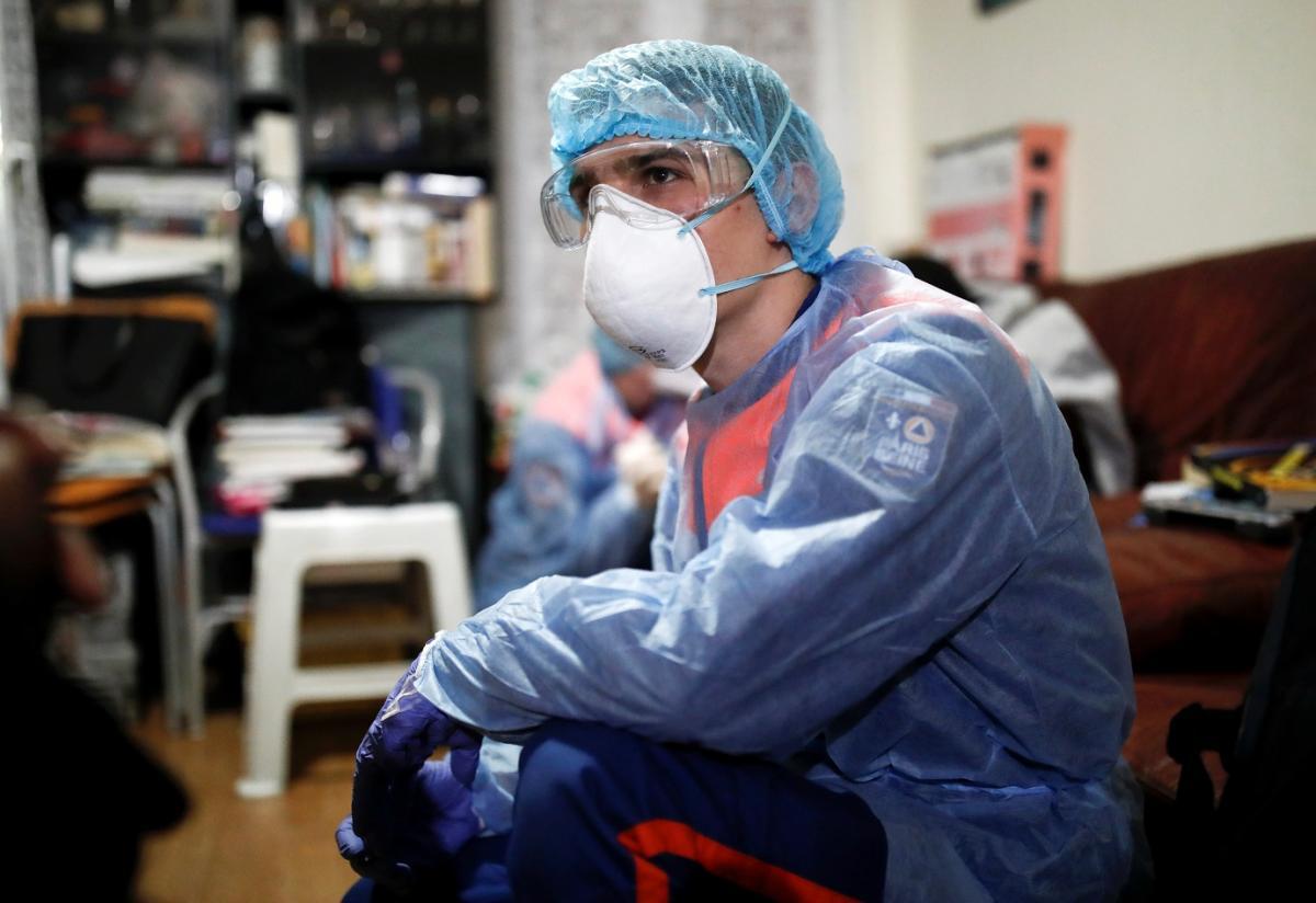 Военные медики получат «коронавирусные» выплаты