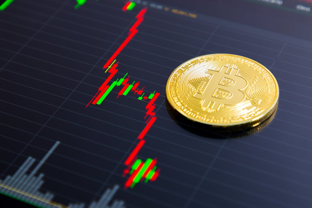 Стоимость биткоина рухнула