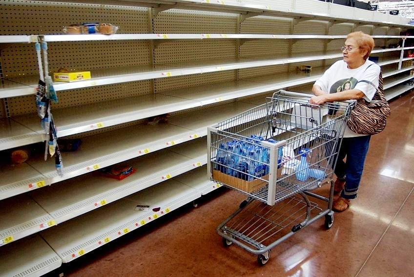 Предупреждение о кризисе рынка продуктов из-за госрегулирования цен