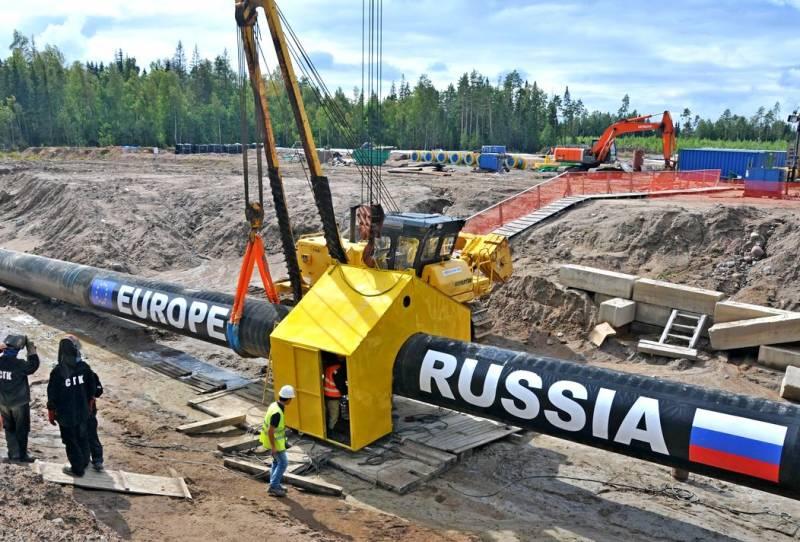 """Мнение NI: строительство """"Северного потока — 2"""" - это очередная победа Путина"""