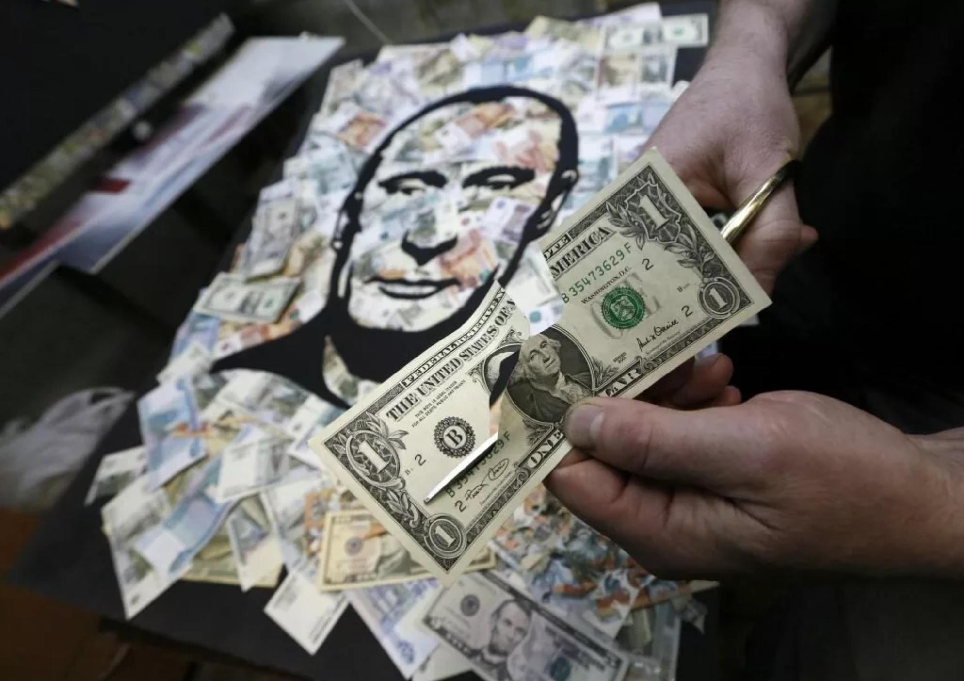 Возможно ли устранение зависимости России от доллара?