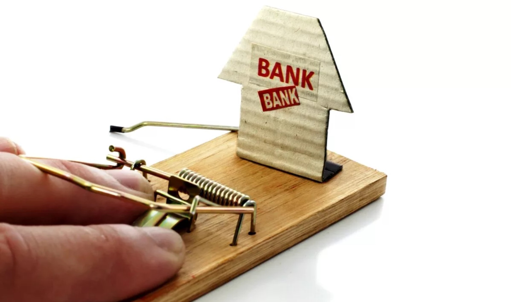 Куда обратиться, если вас обманул банк?