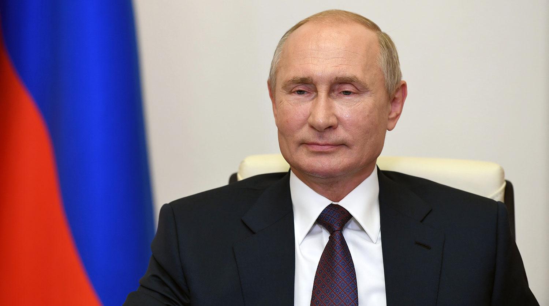 Новые указы Путина от 24 февраля