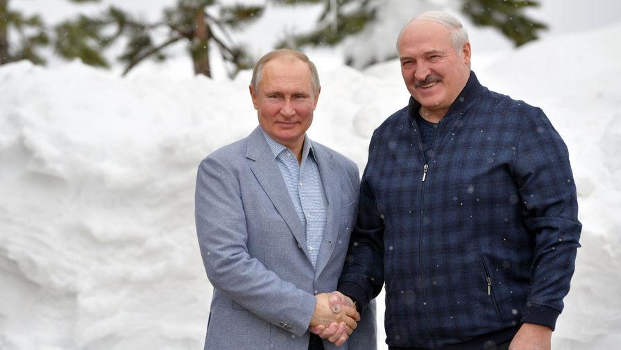 Кредит в 500 миллионов долларов: чем закончилась встреча лидеров России и Белоруссии?