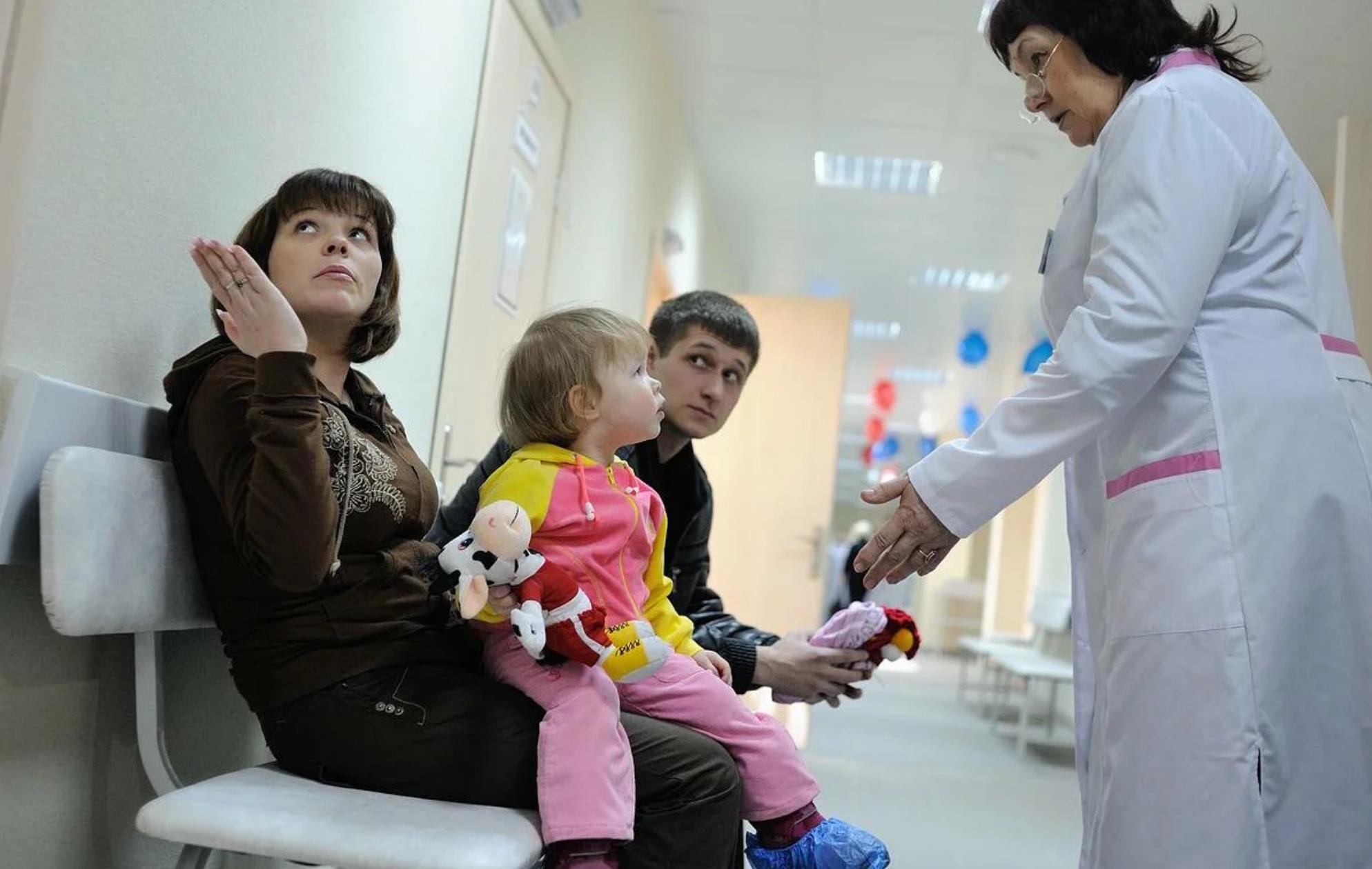 Детям-инвалидам могут дать право на прием без очереди в поликлинике