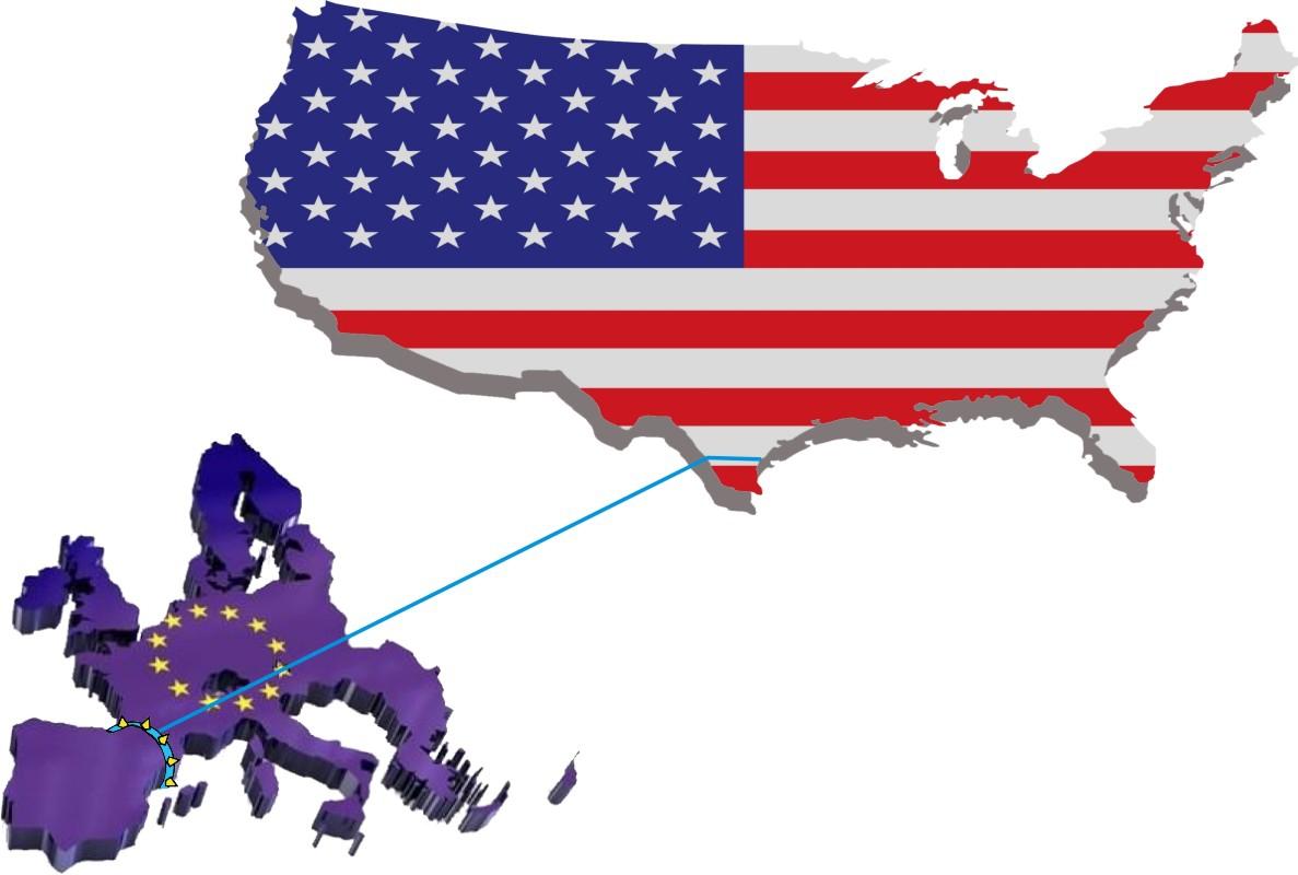 США и ЕС договорились о замораживании тарифов в споре о самолетах, Китай