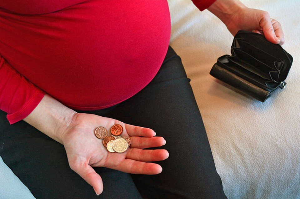 Беременная жена может требовать алиментов от мужа (нынешнего, бывшего)
