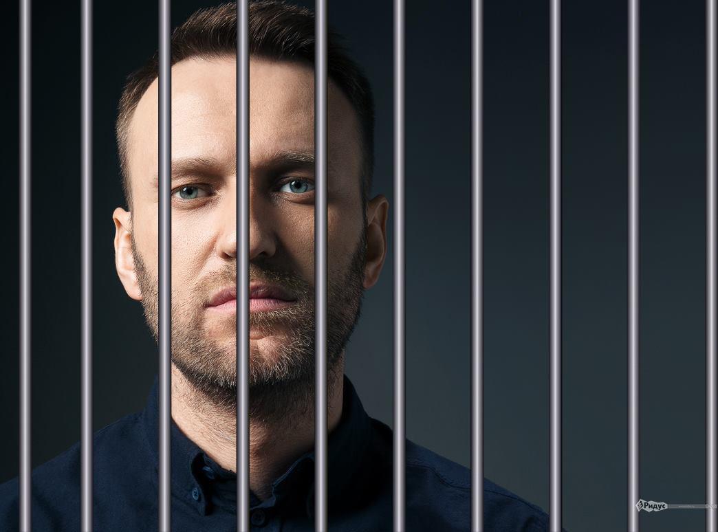 Навальный попал в СИЗО во Владимирской области на этой неделе и встретился с адвокатами