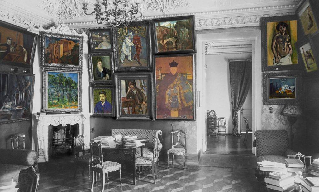 Коллекция Сергея Щукина