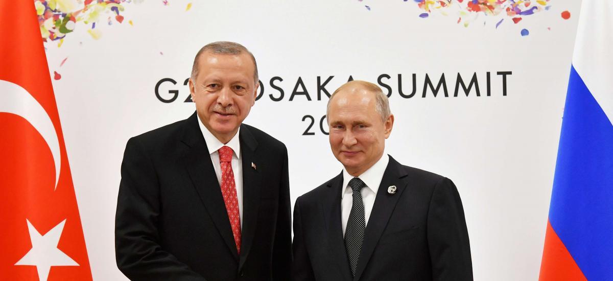 Плохая экономика мотивирует внутренние угнетения Путина и Эрдогана