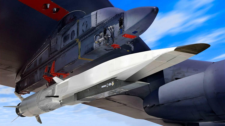 Москва делает ставку на создание гиперзвукового оружия