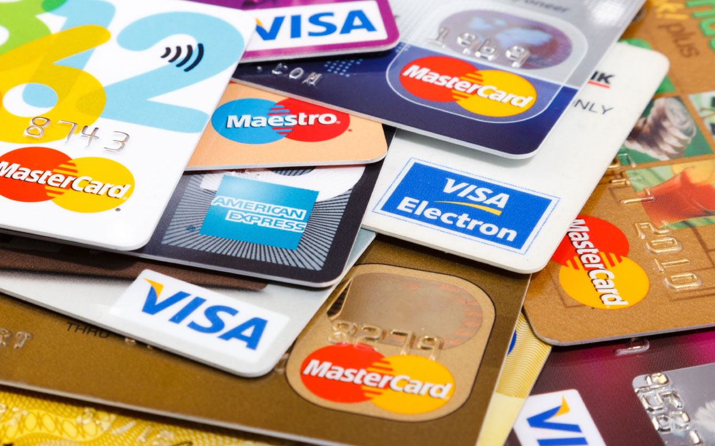 Замена пластиковых карт МИР, MasterCard, Visa