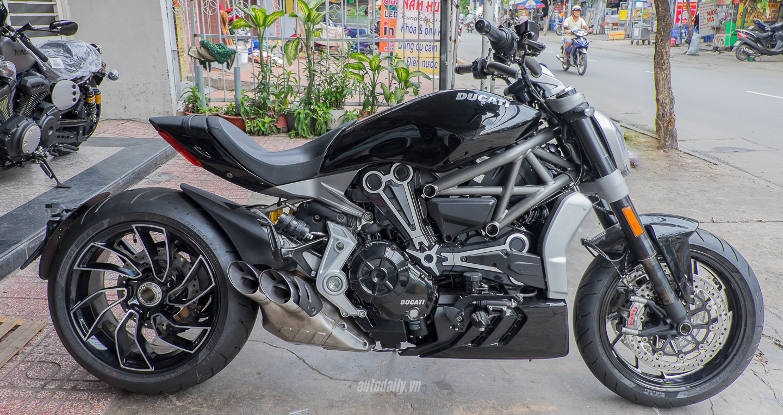 Как обезопасить себя, если у вашего транспортного средства отозвали лицензию? На примере DucatiXDiavel
