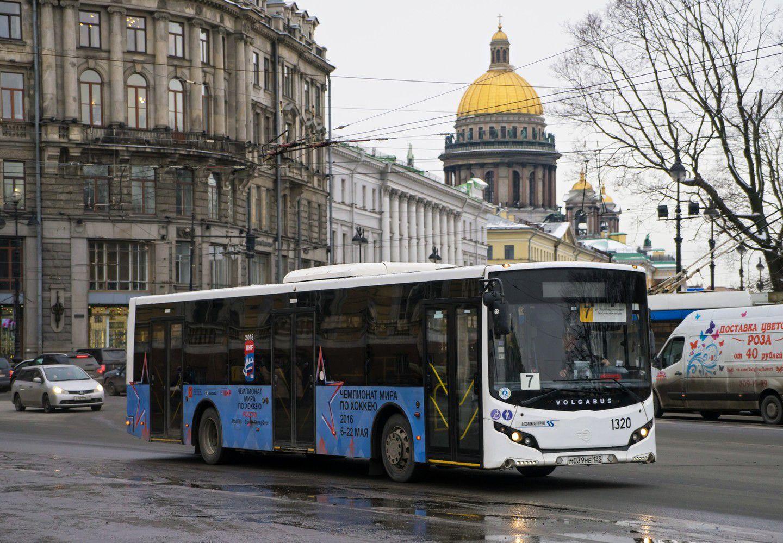 В Питере все маршруты общественного транспорта будут социальными