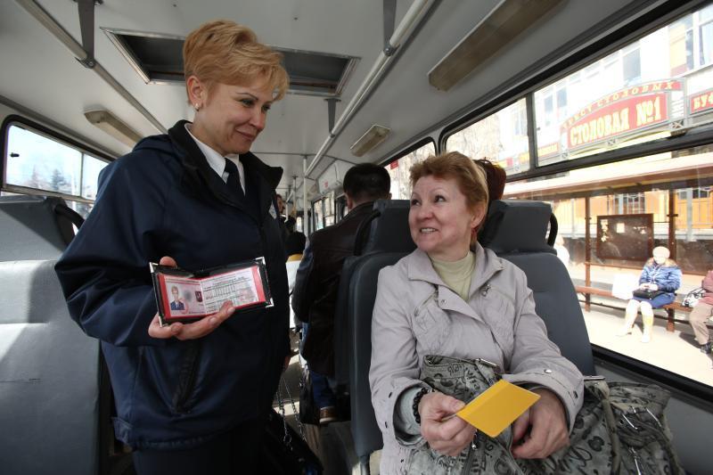 Новые правила проверки билетов в общественном транспорте