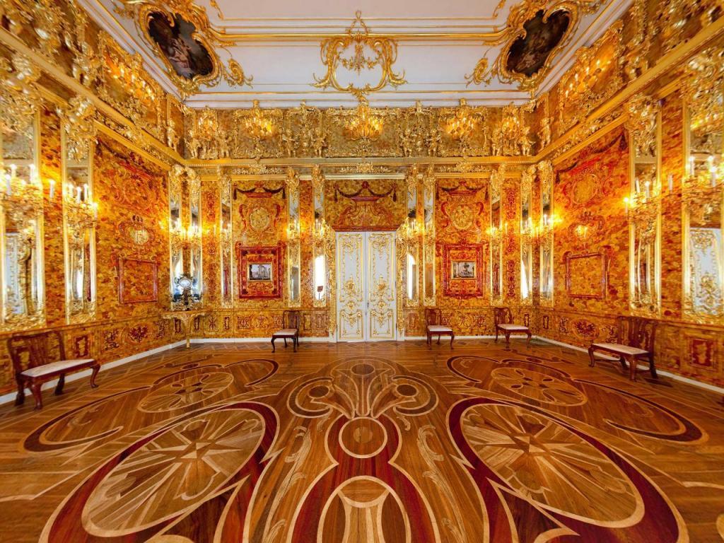 «Янтарная комната»: можно ли восстановить «Восьмое чудо света» России, потерянное во Второй мировой войне?
