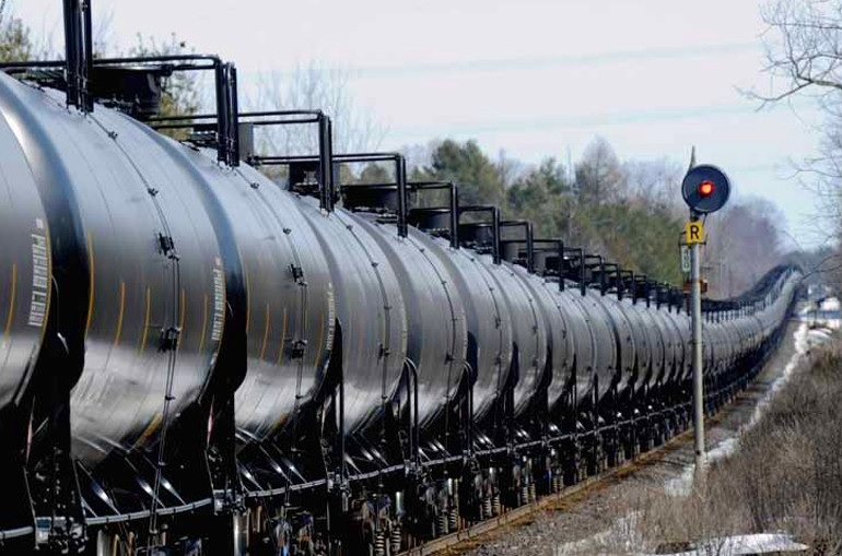 Беларусь начала перевозку нефтепродуктов в обход Прибалтики