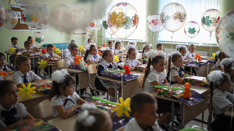 Новые правила записи детей в первый класс