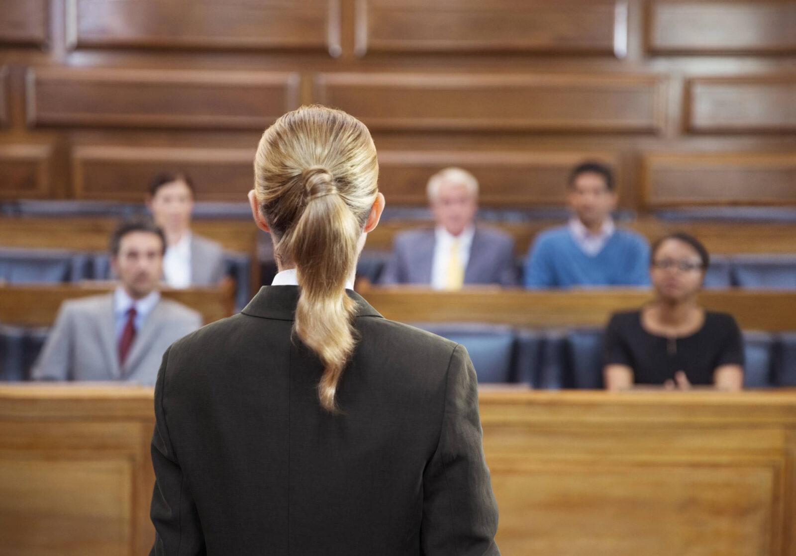 В суд без юриста