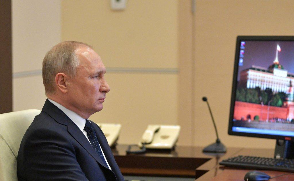 Путин и Совет безопасности обсудили интересы России в международном пространстве