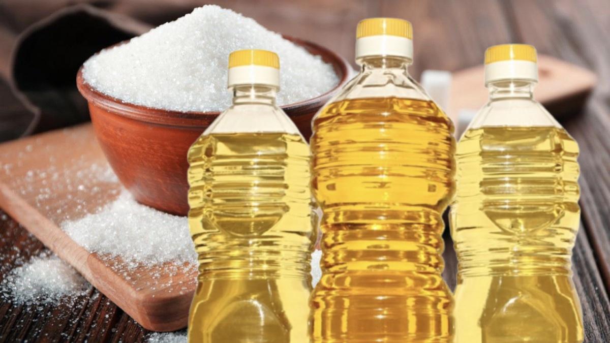 Сахар и масло: заморозка продолжается
