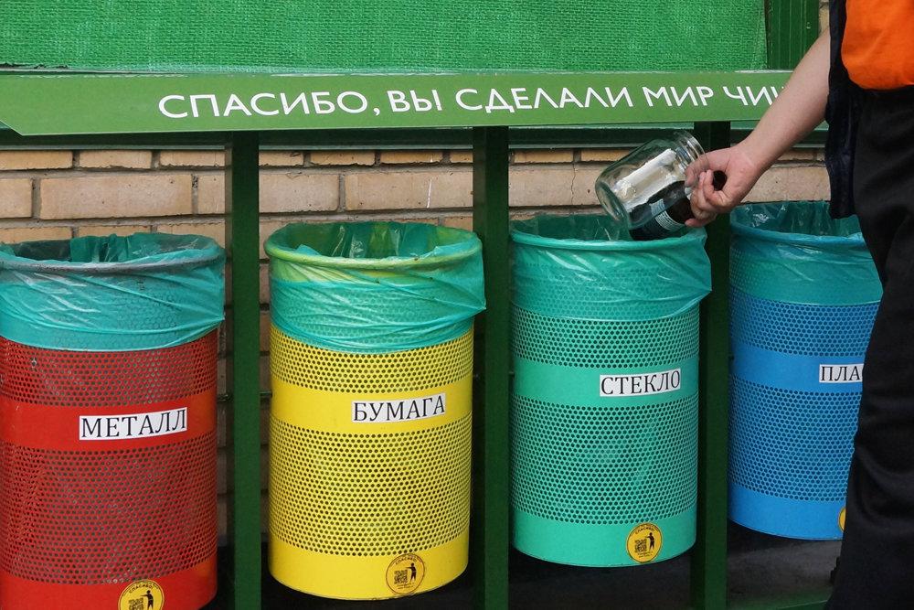Кто обязан сортировать мусор?