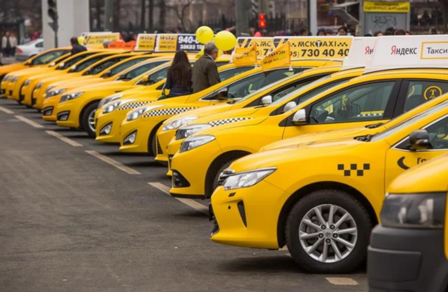 Почему на дорогах так много аварий с участием такси?