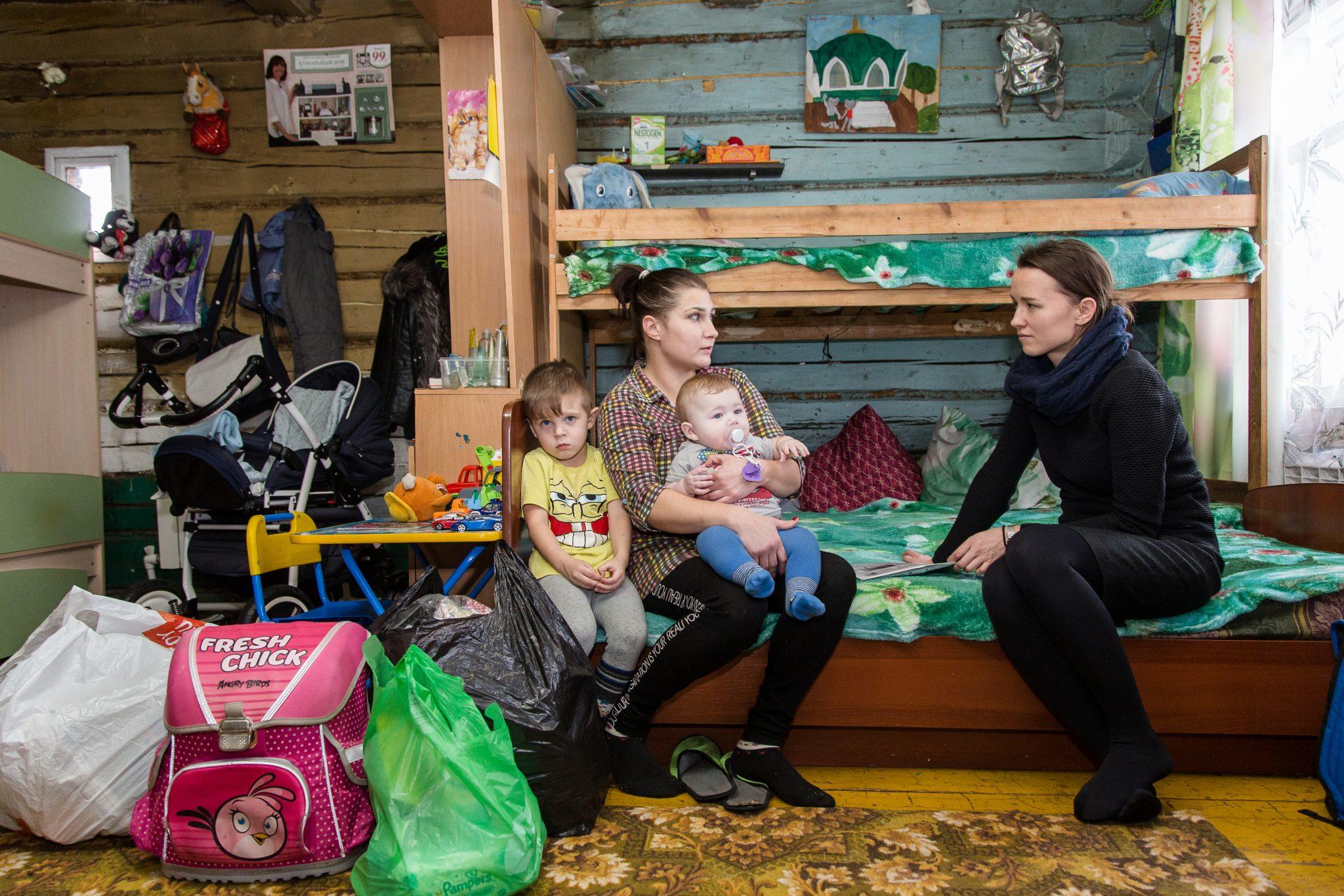 Правительство запустит пилотный проект для выявления нуждающихся семей