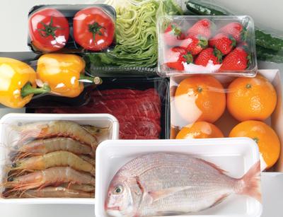 Теперь пленку для упаковки продуктов можно есть!