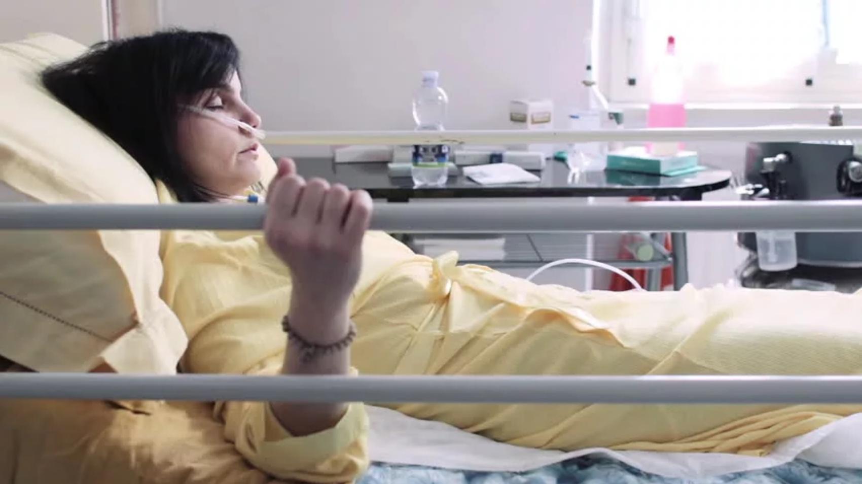 Если маму кладут в больницу