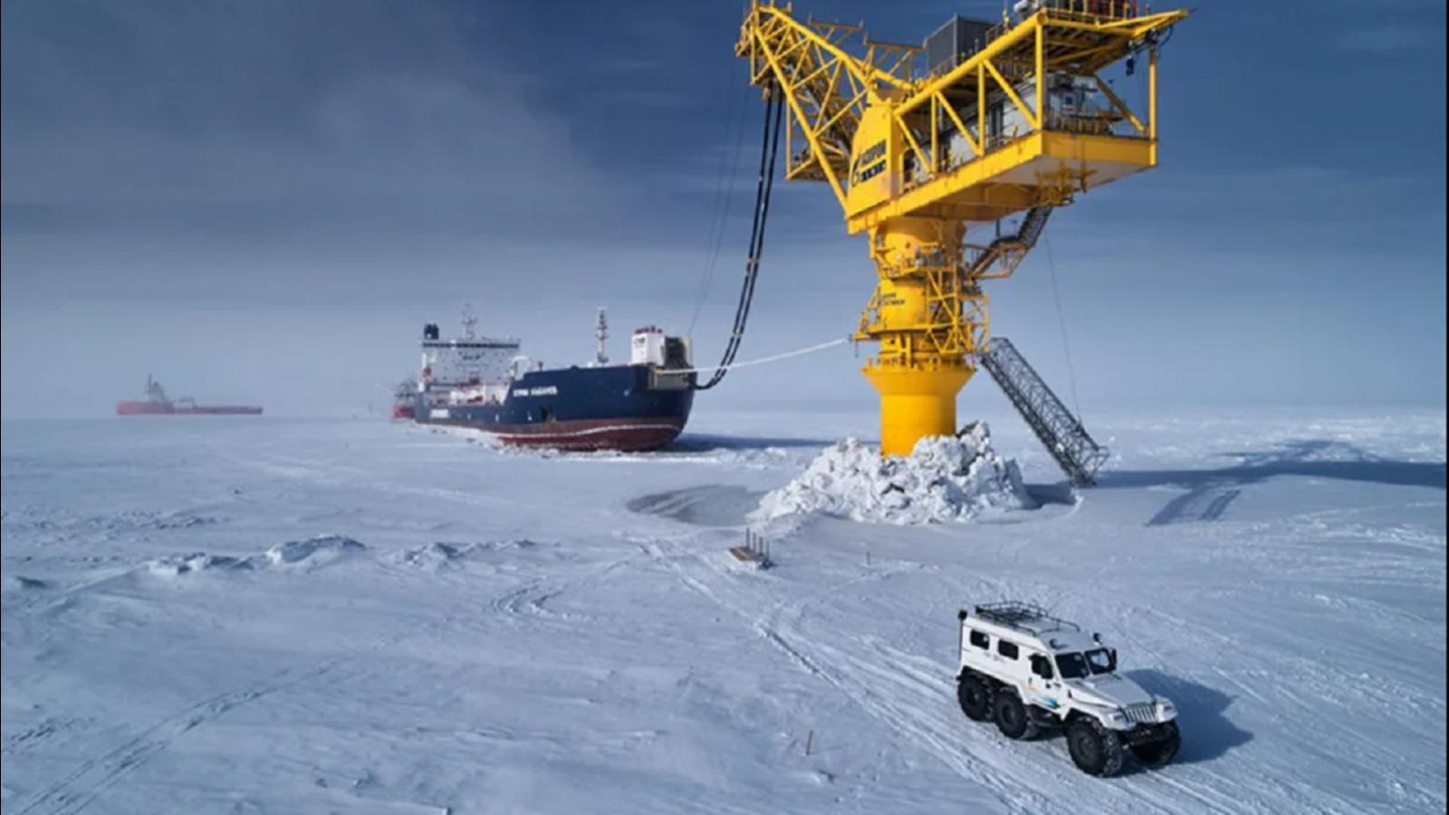 Новое «арктическое наступление» России - перевешивают ли выгоды затраты?
