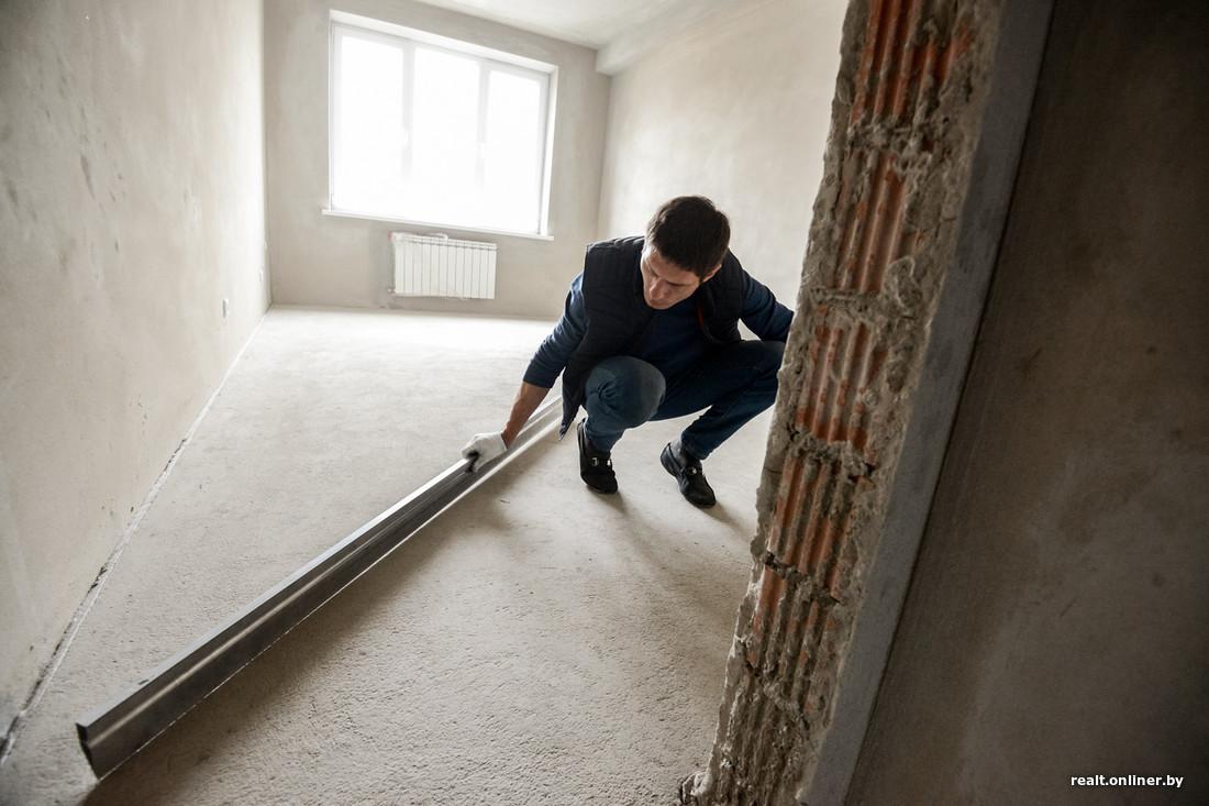 Недостатки квартиры при приемке от застройщика