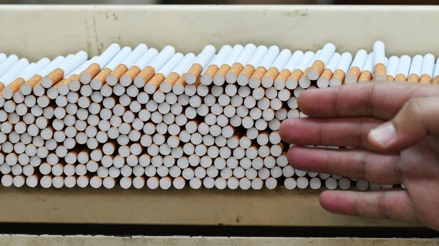 В Госдуму введен законопроект о фиксации оборудования для табачной продукции