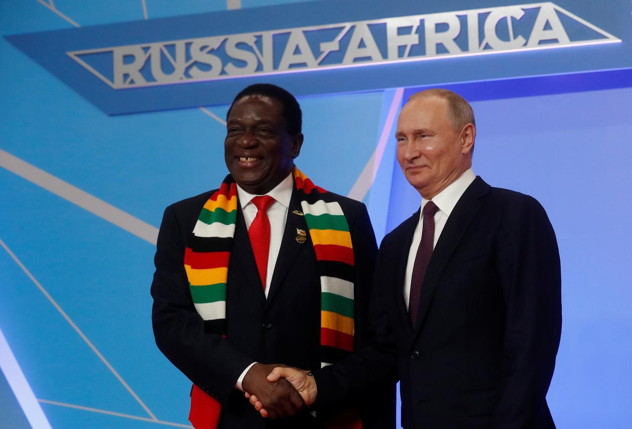 Москва расширяет дипломатические контакты с менее известными странами Африки