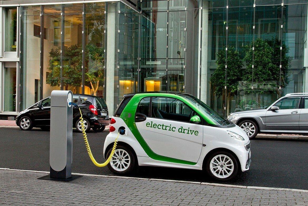 Льгота по транспортному налогу в отношении владельцев электромобилей