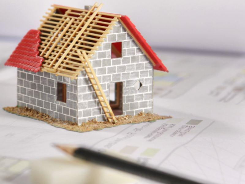 В России появится ипотека на строительство частных домов