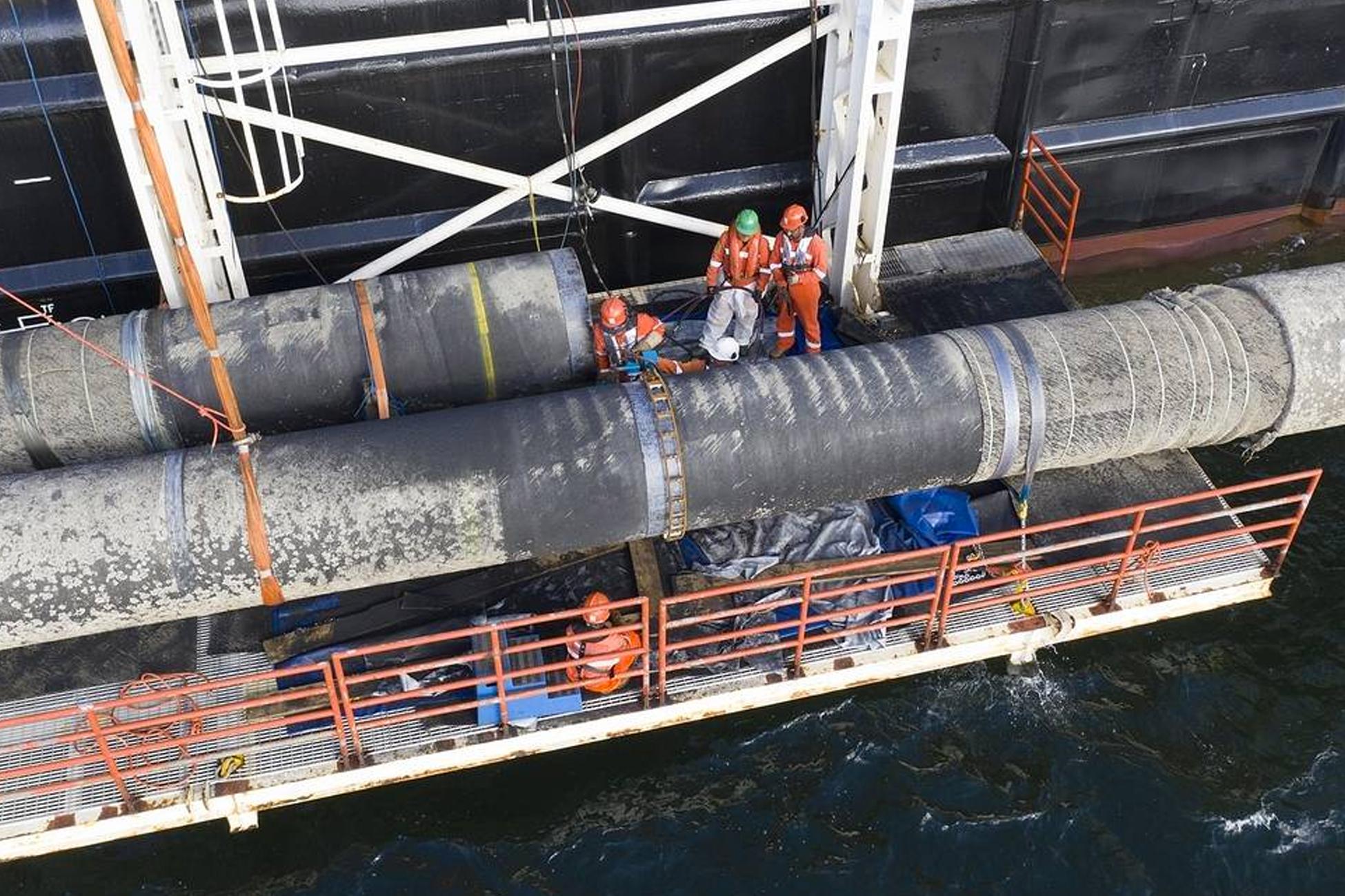 Спорный газопровод в Европе под руководством России скоро станет работать как и должен
