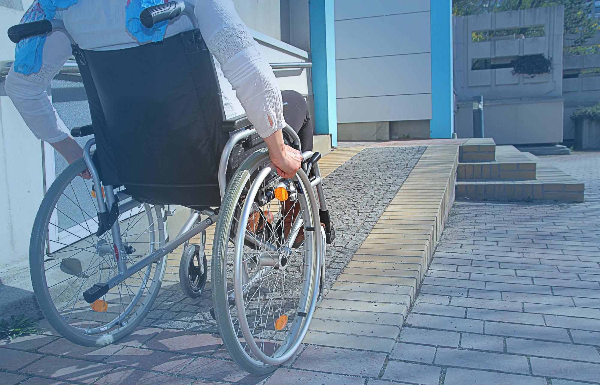 20 лет инвалиды ждут квартиры от государства
