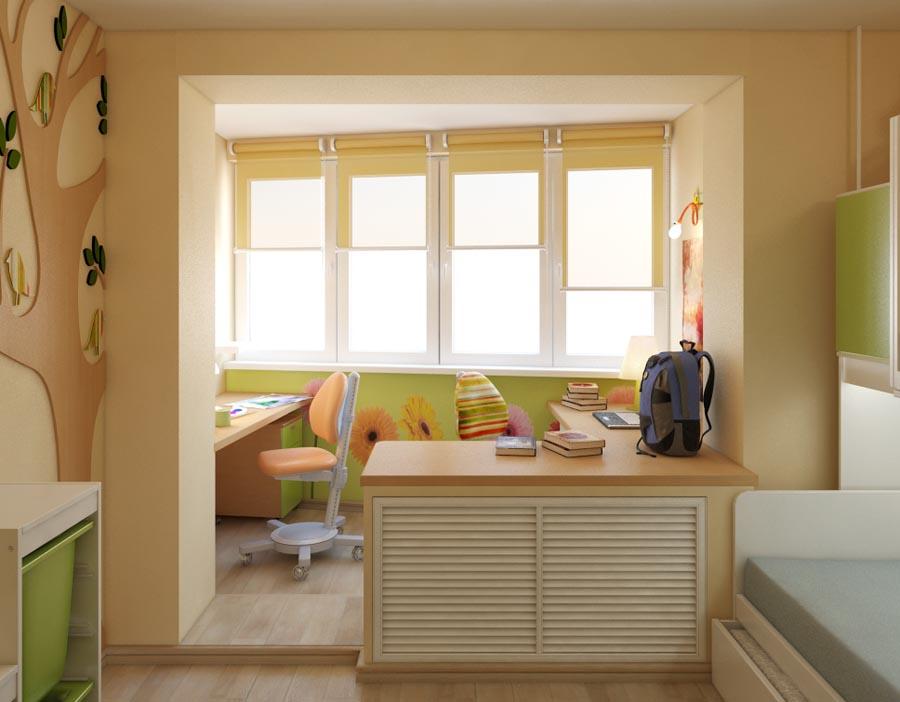 Как узаконить объединение квартиры с балконом?