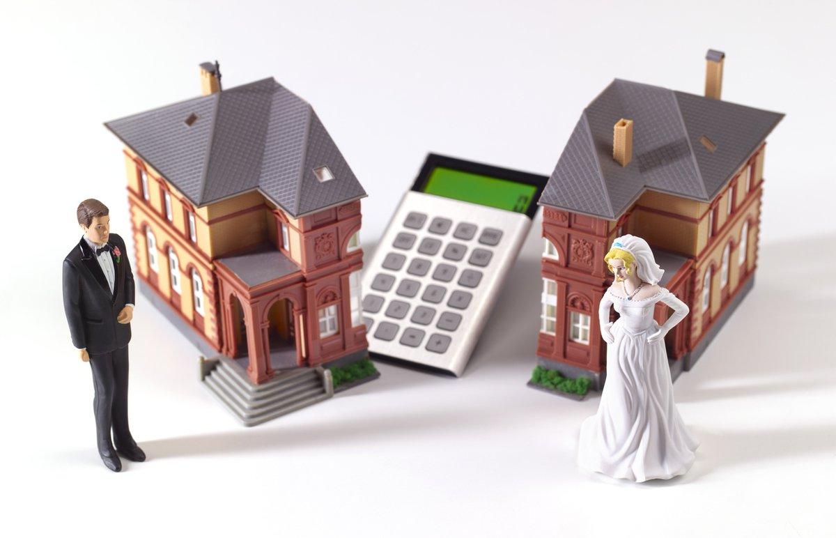 Раздел имущества - дело тонкое