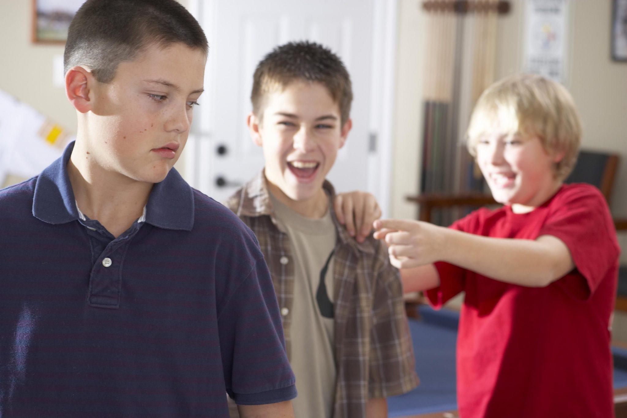 Безопасность ребенка в школе