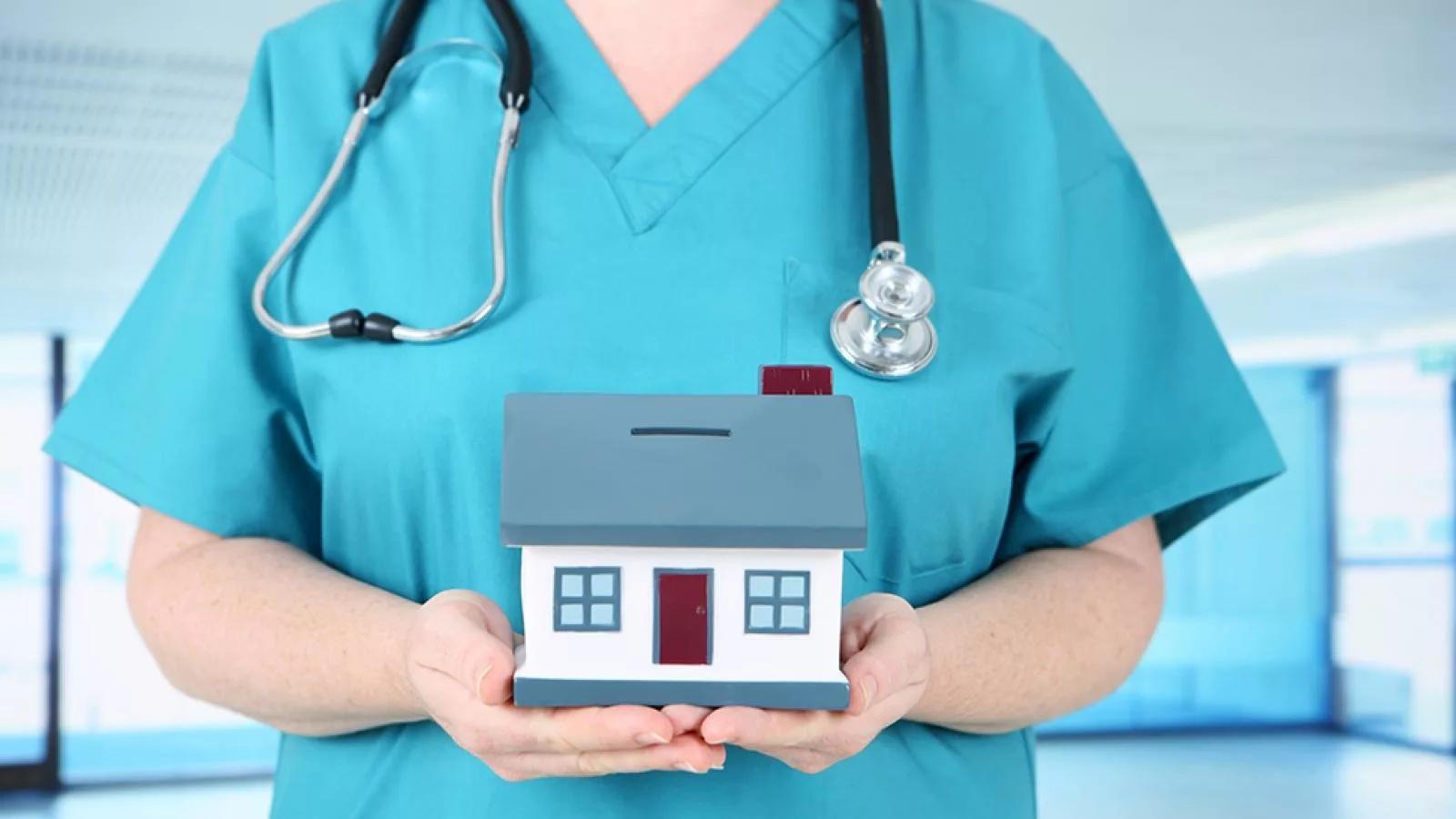 Льготная ипотека для медицинских работников