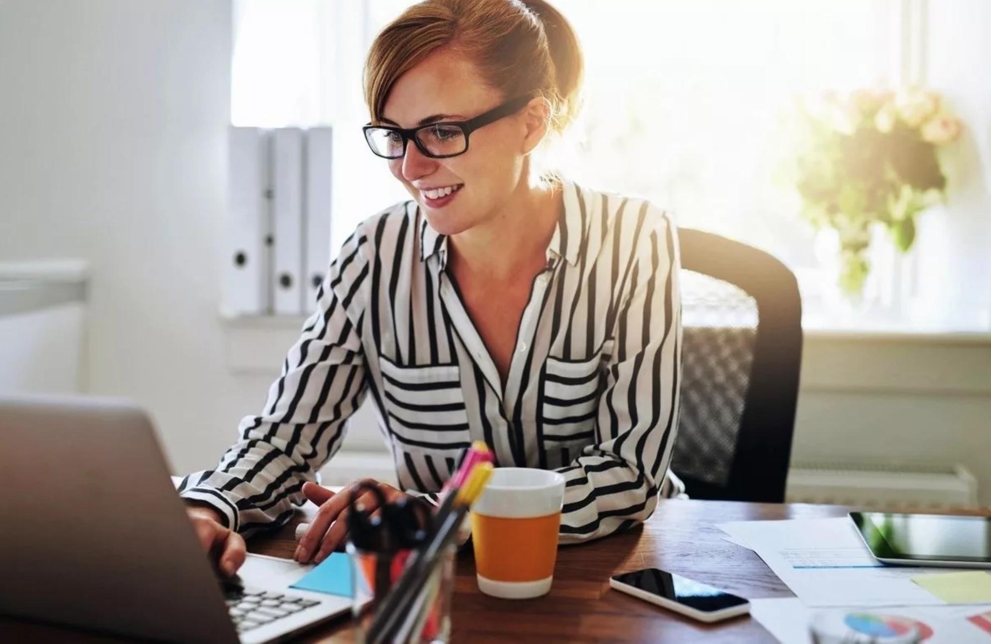 В России посчитали женщин-предпринимателей