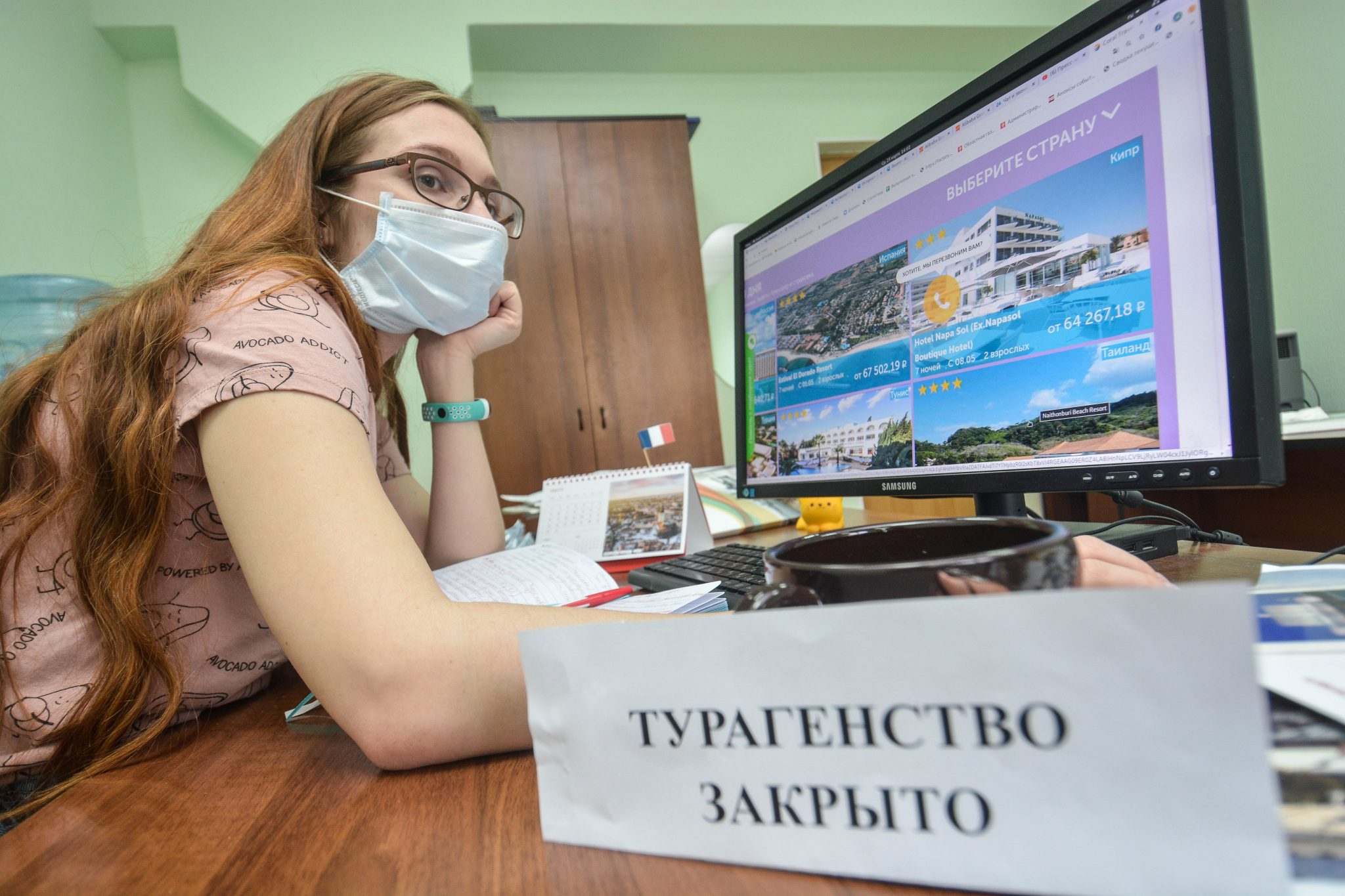 Уволенным в пандемию россиянам вернут работу
